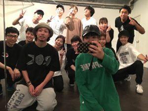 広島ダンススクールリアンヒップホップ