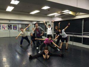 楽しむことを優先するダンススクール