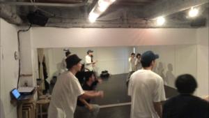 ダンスの基礎トレーニング