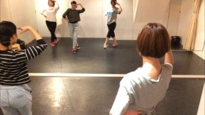 9月15日(火曜日)K-POPクラス4名様体験予約 YUKI