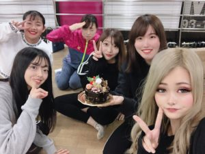 1月19日(火曜日)ジャズヒップホップクラス体験予約 YUKI